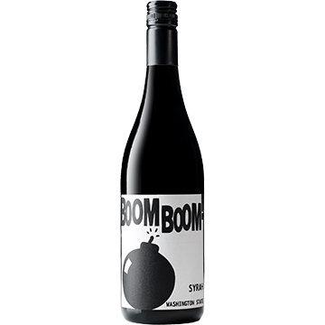 Charles Smith Boom Boom Syrah 2012