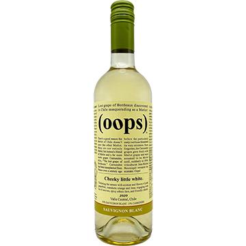 Oops Cheeky Little White Sauvignon Blanc 2020