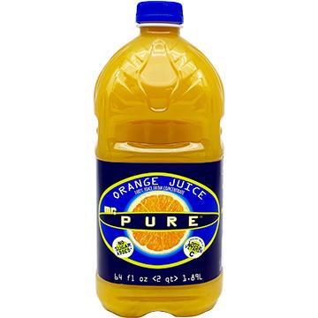 Mr. Pure Orange Juice