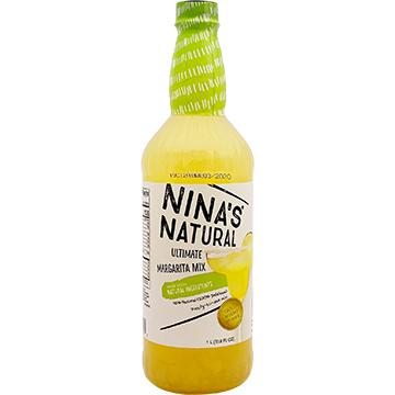 Nina's Natural Ultimate Margarita Mix