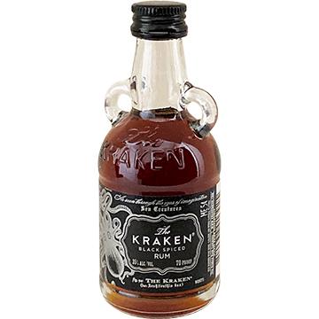 Kraken Black Spiced Rum 70 Proof