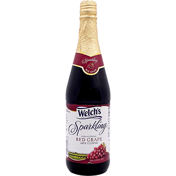 Welch's Sparkling Red Grape Juice Cocktail