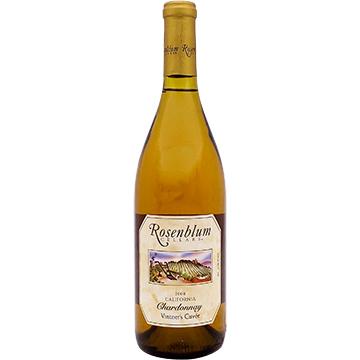 Rosenblum Cellars Vintner's Cuvee Chardonnay 2008