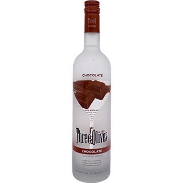 Three Olives Chocolate Vodka