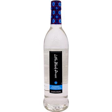 Little Black Dress Blueberry Pomegranate Vodka