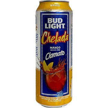 Bud Light & Clamato Chelada Mango