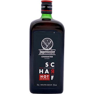 Jagermeister Scharf Hot Ginger Liqueur