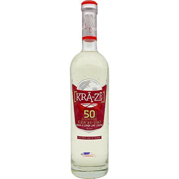 Kra-ze Vodka & Lemon-Lime Liqueur