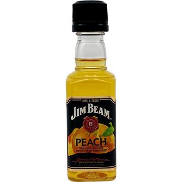 Jim Beam Peach Bourbon Whiskey