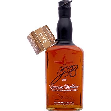 Garrison Brothers 2015 Texas Straight Bourbon Whiskey