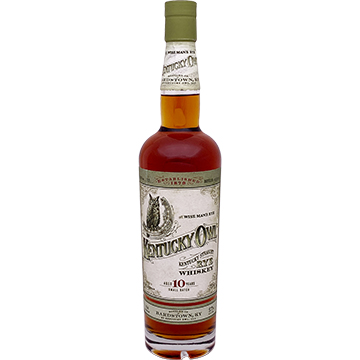 Kentucky Owl 10 Year Old Batch No. 3 Straight Rye Whiskey