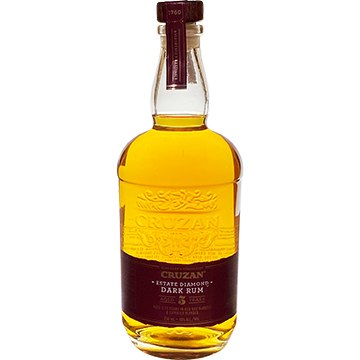 Cruzan Estate Diamond 5 Year Old Dark Rum