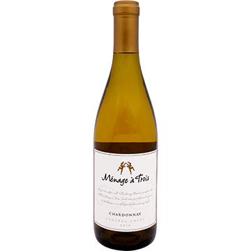 Menage a Trois Chardonnay 2016