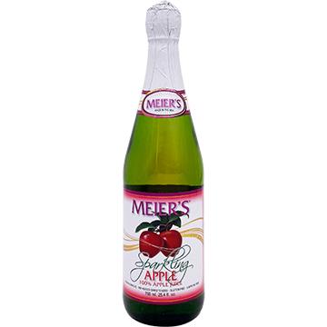 Meier's Sparkling Apple Juice