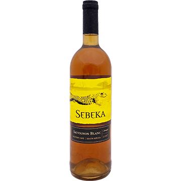 Sebeka Sauvignon Blanc 2007
