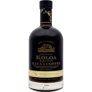 Koloa Hawaiian Kauai Coffee Rum