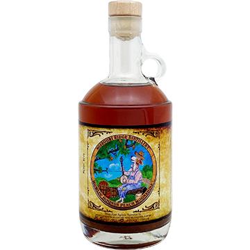 Missouri Ridge Distillery Howlin' Hounds Peach Moonshine Whiskey