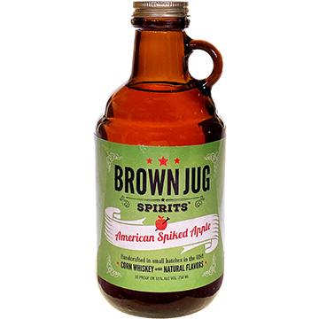 Brown Jug American Spiked Apple Whiskey