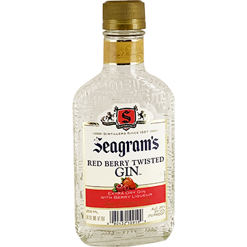 Seagram's Red Berry Twisted Gin