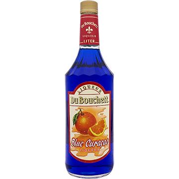 Dubouchett Blue Curacao Liqueur