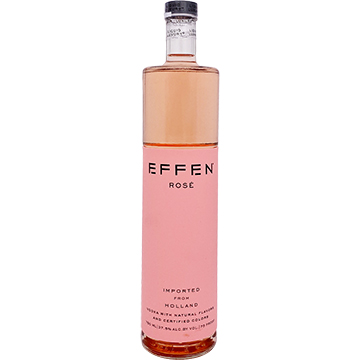 Effen Rose Vodka