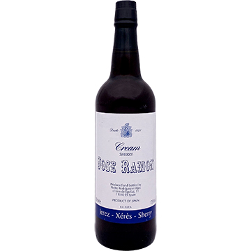 Jose Ramon Cream Sherry