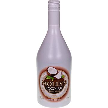 Molly's Coconut Irish Cream Liqueur