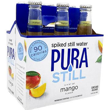 Pura Still Mango Spiked Still Water