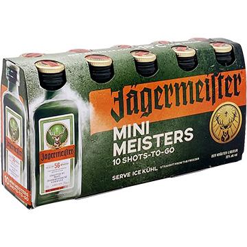Jagermeister Mini Meisters