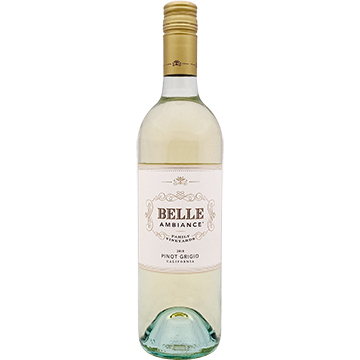 Belle Ambiance Pinot Grigio 2018