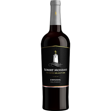 Robert Mondavi Private Selection Zinfandel 2016
