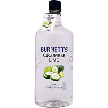 Burnett's Cucumber Lime Vodka