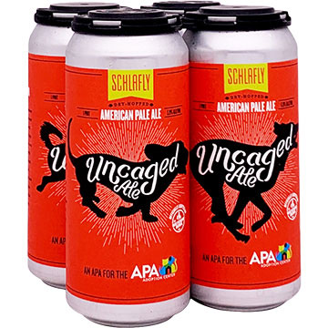 Schlafly Uncaged Ale