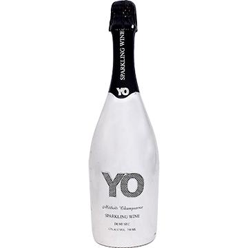 YO Silver Sparkling Demi Sec