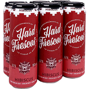 Hard Frescos Hibiscus