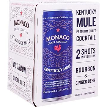 Monaco Kentucky Mule Cocktail