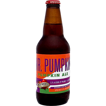Mother's Brewing Mr. Pumpkin