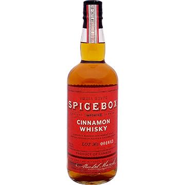 Spicebox Cinnamon Spiced Rye Whiskey