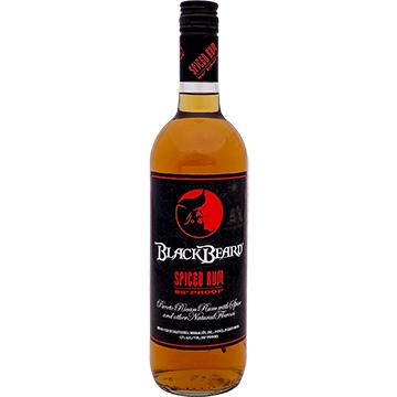 Blackbeard Spiced Rum