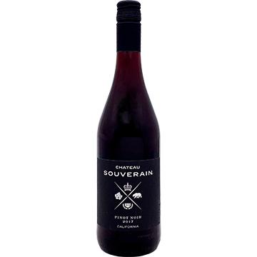 Chateau Souverain Pinot Noir 2017