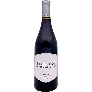 Sterling Vintner's Collection Syrah 2011