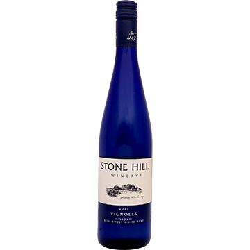 Stone Hill Vignoles 2017