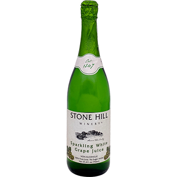 Stone Hill Sparkling White Grape Juice