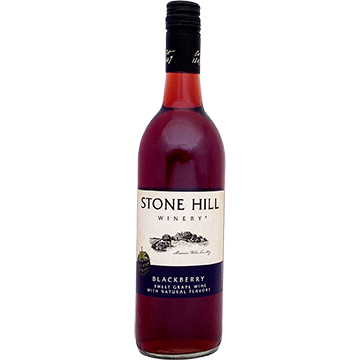 Stone Hill Blackberry