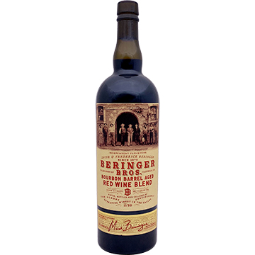 Beringer Bros. Bourbon Barrel Aged Red Blend 2016