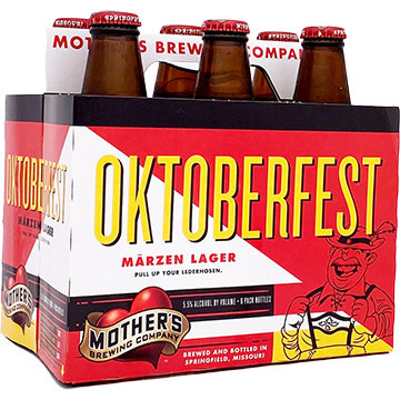 Mother's Brewing Oktoberfest
