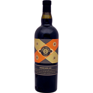 Four Virtues Bourbon Barrel Aged Zinfandel 2016