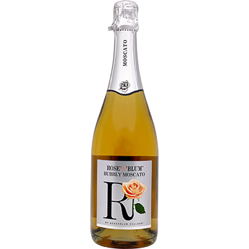 Rose 'N' Blum Bubbly Moscato