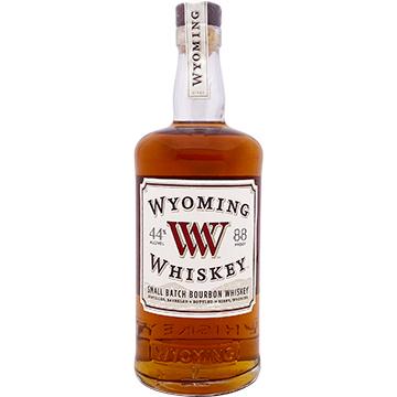 Wyoming Small Batch Bourbon Whiskey