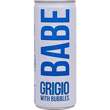 BABE Grigio With Bubbles